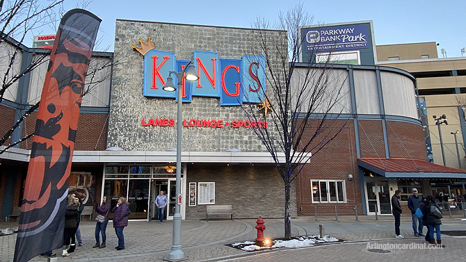 Kings Dining & Entertainment (Bowling), Rosemont