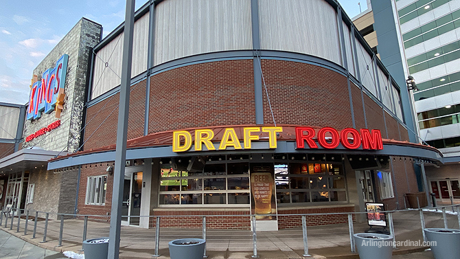 Draft Room - Kings Dining & Entertainment