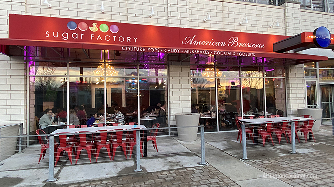 Sugar Factory Chicago-Rosemont