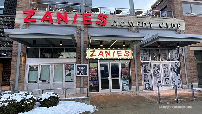 Zanies Comedy Club, Rosemont