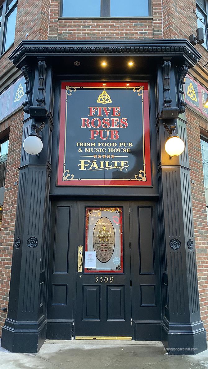 Five Roses Pub, Rosemont