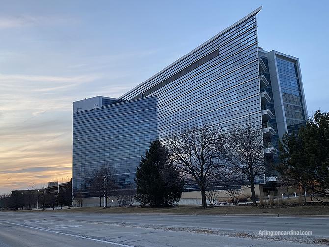 Northwest Community Hospital at 5:39 p.m. March 1, 2020