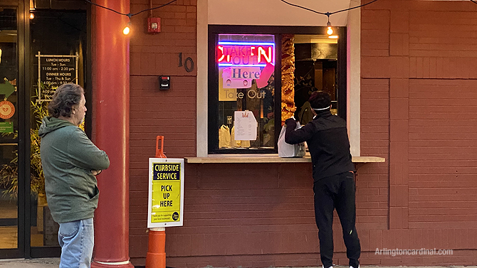 Bistro Chen, 10 East Miner Street, Arlington Heights